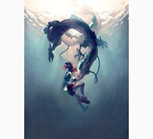 Spirited away Haku and Chihuro T-Shirt