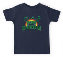 Happy St. Patrick's Day Kids Tee