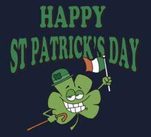 Happy Saint Patrick's Day Kids Tee