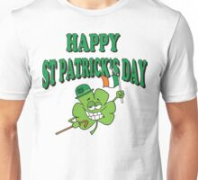 Happy Saint Patrick's Day Unisex T-Shirt