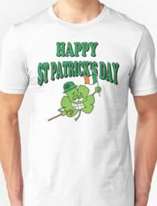 Happy Saint Patrick's Day T-Shirt