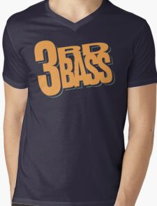 3rd Bass Logo Mens V-Neck T-Shirt