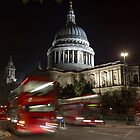 London, St. Pauls Cathedral by Matthew Scerri