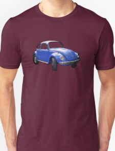 The Bigger Blue Beetle Bug T-Shirt