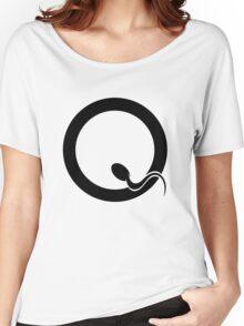 Qotsa Women's Relaxed Fit T-Shirt
