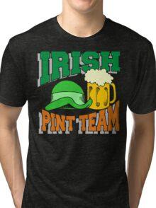 Irish Drinking Team Tri-blend T-Shirt