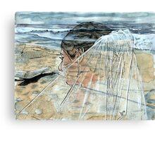 Bridal Apparition  Canvas Print