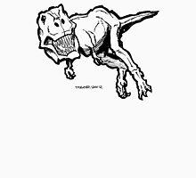 T-Rex Black Unisex T-Shirt