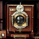 """Camera - Antique """"Premo A"""" from the late 19th Century by Kaitlin Kelly"""
