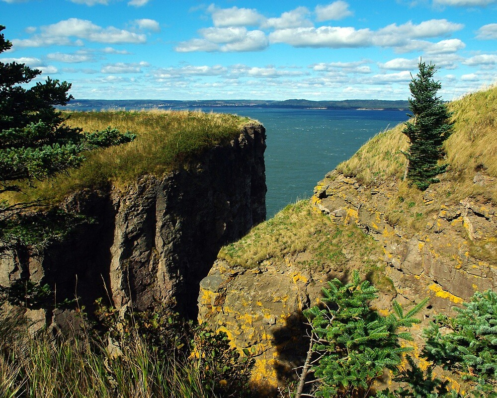 Cape Split, Nova Scotia by bep111