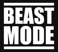 Beast Mode by beone