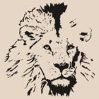 Lion InKing by Kinger001