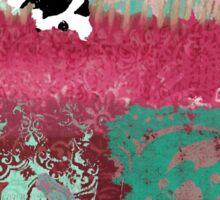 Serendipity Batik Tribal Textile Sticker