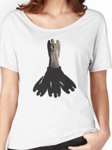weeping angel meets vashta nerada Women's Relaxed Fit T-Shirt