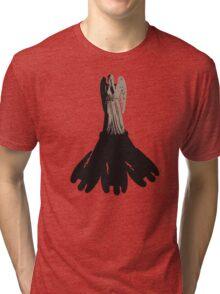 weeping angel meets vashta nerada Tri-blend T-Shirt