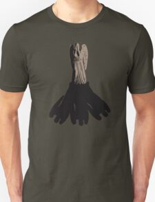 weeping angel meets vashta nerada T-Shirt