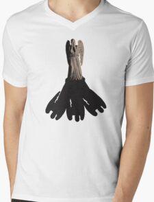 weeping angel meets vashta nerada Mens V-Neck T-Shirt