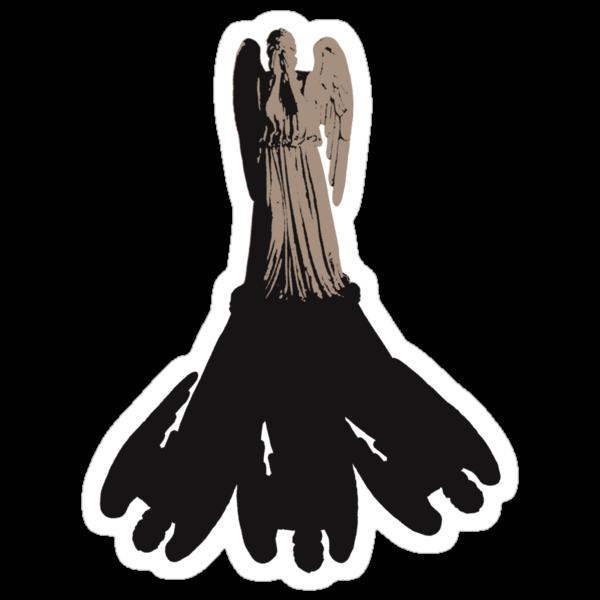 weeping angel meets vashta nerada by jammywho21