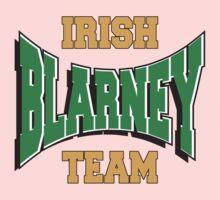 Irish Blarney Team Kids Tee