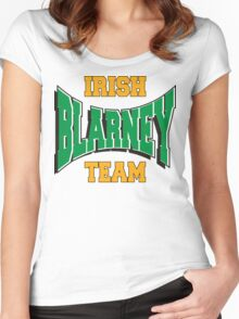 Irish Blarney Team Women's Fitted Scoop T-Shirt