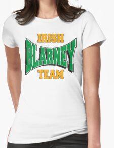 Irish Blarney Team Womens Fitted T-Shirt