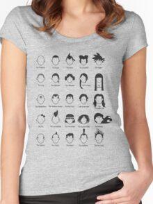 Hero Hair Women's Fitted Scoop T-Shirt