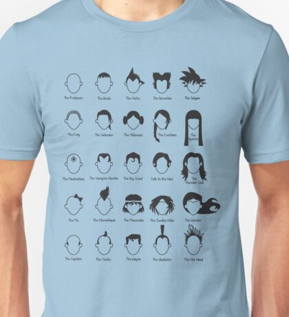 Hero Hair Unisex T-Shirt