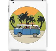 Aussie Road Trip iPad Case/Skin