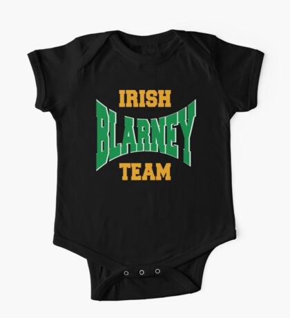 Irish Blarney Team One Piece - Short Sleeve
