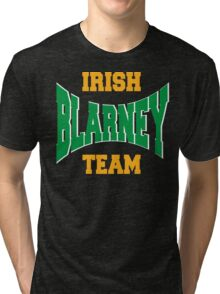 Irish Blarney Team Tri-blend T-Shirt