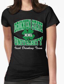 Irish Drinking Team Womens Fitted T-Shirt