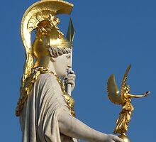 Pallas-Athena by bubblehex08