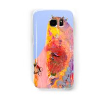 Wind in my hair Samsung Galaxy Case/Skin