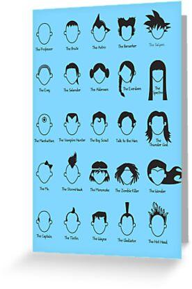 Hero Hair by Kinger001