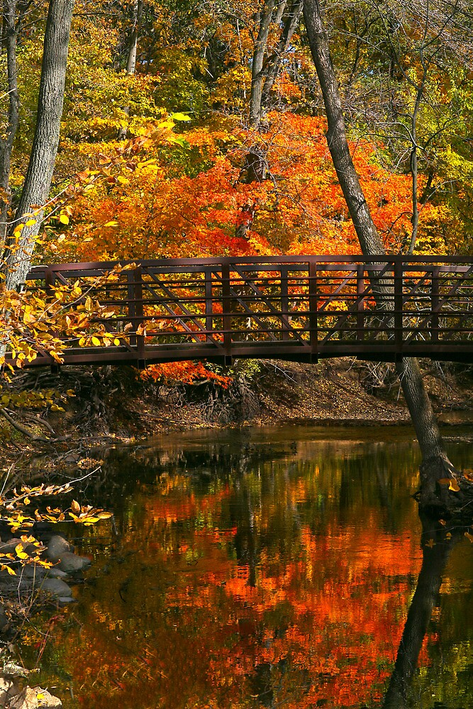 Deep River Mill by Bill Coughlin