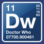 Doctor Who Element by typofuerte