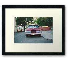 Newtown Valiant  Framed Print
