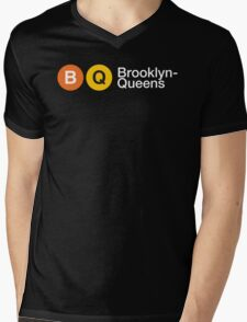 """3rd Bass """"Brooklyn Queens"""" T-Shirt"""