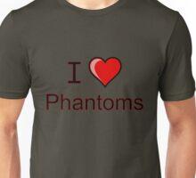 I love Halloween Phantoms  Unisex T-Shirt