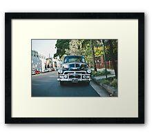 54 Chevy Framed Print