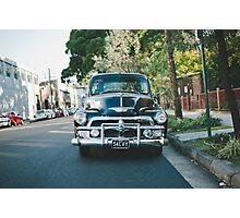 54 Chevy Photographic Print