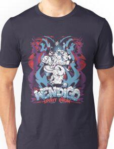 WENDIGO Spirit Drum Unisex T-Shirt