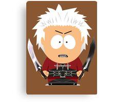 Archer South Park Canvas Print