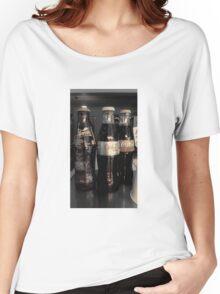 Three Bottles Full Women's Relaxed Fit T-Shirt