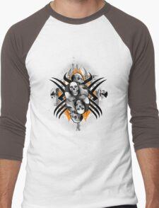 Choke Hold Men's Baseball ¾ T-Shirt