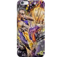 Kobe Bryant Slamdunk iPhone Case/Skin