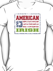American Irish T-Shirt