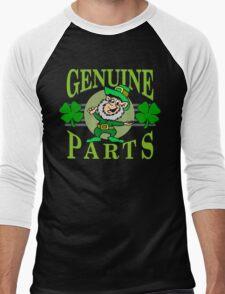 Genuine Irish Parts Men's Baseball ¾ T-Shirt
