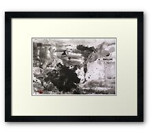 Flight-Canyon de Chelly Framed Print