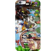 Studio Ghibli Characters 2 iPhone Case/Skin